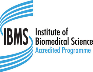 Institute of Biomedical Science accredited programme